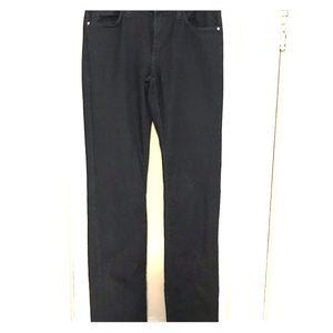 Dark wash skinny jean. Like new.